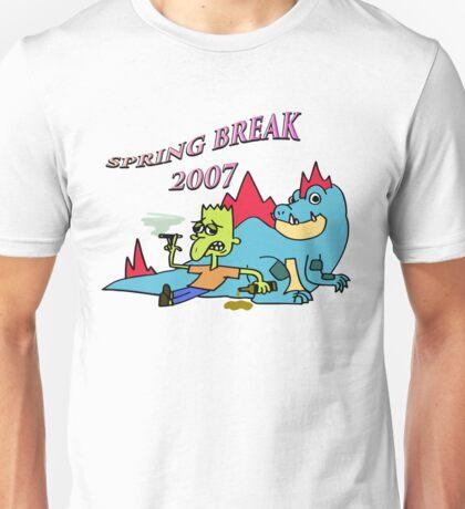 Spring break 2007 Unisex T-Shirt