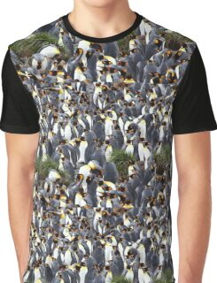 King Penguin Rookery Graphic T-Shirt