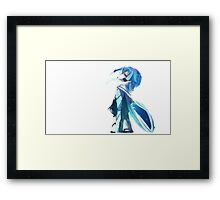 Sinon Sword Art Online 2 Framed Print