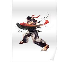 Ryu - Street Fighter Poster