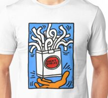 Keith Haring Lucky Strike Unisex T-Shirt