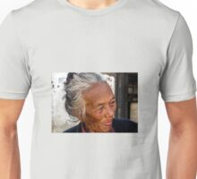 Old and wise Unisex T-Shirt