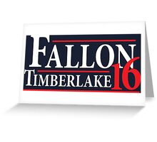 Fallon Timberlake 16 Greeting Card