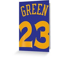 Draymond Green Greeting Card