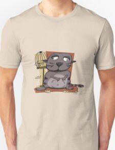 The Bird is Missing Unisex T-Shirt