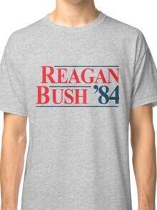 Legendary Regan Bush 84 Campaign Classic T-Shirt