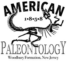 American Paleontology Photographic Print