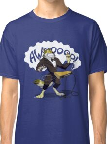 Theremin Wolf Classic T-Shirt