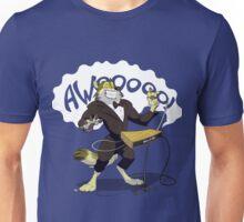 Theremin Wolf Unisex T-Shirt