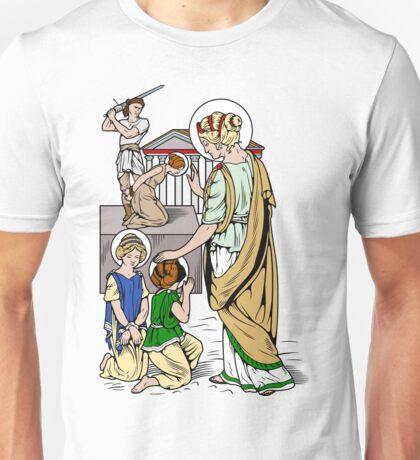 ST SOPHIA    Unisex T-Shirt