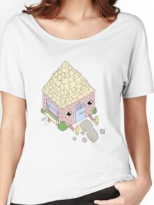 Happy House Friend Women's Relaxed Fit T-Shirt