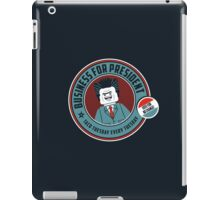 No Change is Good iPad Case/Skin