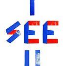 i see U by beatbeatwing