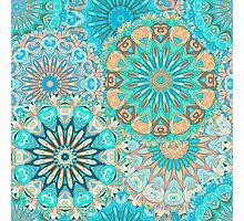 Seamless pattern mandala. Photographic Print