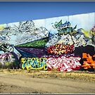 Laverton Wall Victoria Australia Feb 2014 by bekyimage