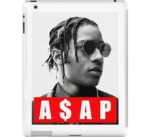 ASAP ROCKY iPad Case/Skin