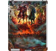 FOUR HORSEMEN iPad Case/Skin