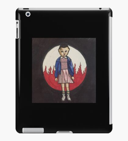 Eleven - Stranger Things iPad Case/Skin