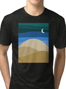 Desert Night Tri-blend T-Shirt