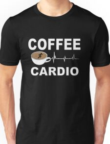 COFFEE CARDIO Unisex T-Shirt