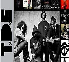 Black Hippy 2.0 by ImAvarice