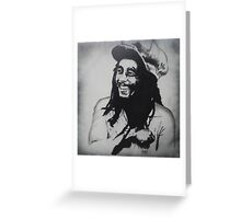 Marley Greeting Card