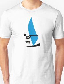 Windsurfing logo T-Shirt