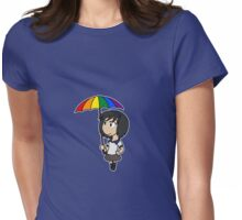 RAIN - Chibi Maria 1 Womens Fitted T-Shirt