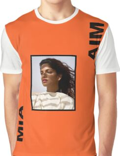 MIA - AIM Graphic T-Shirt