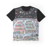 waldo space adventure Graphic T-Shirt