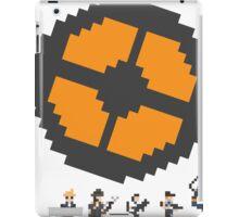 Pixel Fortress 2 - Blu iPad Case/Skin
