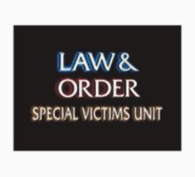 Law and Order: SVU by aWittleWabbit