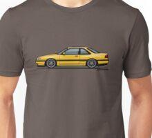 Mazda MX6 GT Yellow Unisex T-Shirt