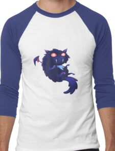 Vampcat Men's Baseball ¾ T-Shirt