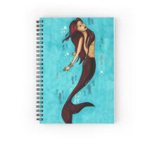 Garnet (January) Spiral Notebook