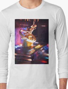 Rockefeller Plaza  Long Sleeve T-Shirt