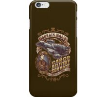 Capt. Mal's Cargo Delivery iPhone Case/Skin