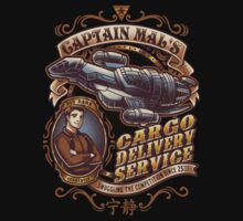 Capt. Mal's Cargo Delivery Kids Clothes