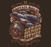 Capt. Mal's Cargo Delivery | Unisex T-Shirt