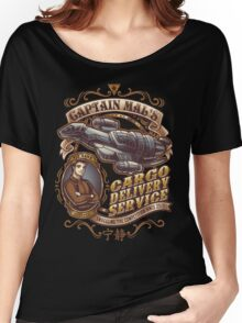 Capt. Mal's Cargo Delivery Women's Relaxed Fit T-Shirt
