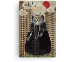 Lost In The City -- Animal Collection Canvas Print