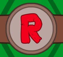 Raphael Shell Sticker