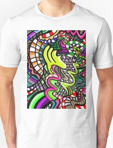 exuberant motions Unisex T-Shirt