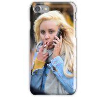 Crazy Amanda Bynes iPhone Case/Skin