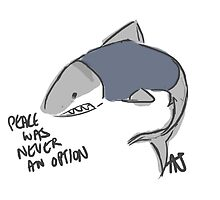 Shark!Erik by mcfoily