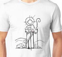 Jesus Christ Good Shepherd Unisex T-Shirt