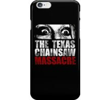The Texas Chainsaw Massacre iPhone Case/Skin
