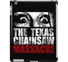 The Texas Chainsaw Massacre iPad Case/Skin