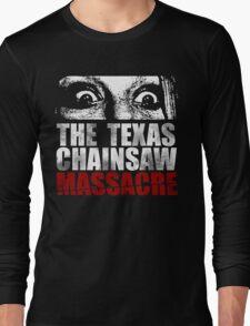 The Texas Chainsaw Massacre Long Sleeve T-Shirt