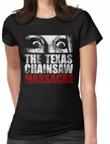The Texas Chainsaw Massacre Womens Fitted T-Shirt